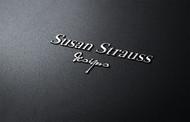 Susan Strauss Design Logo - Entry #117