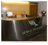 Hawk Private Investigations, Inc. Logo - Entry #69