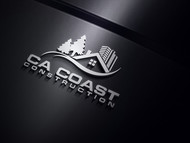 CA Coast Construction Logo - Entry #219