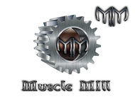 Muscle MIll Logo - Entry #129