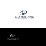 MD Building Maintenance Logo - Entry #58