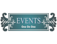 Events One on One Logo - Entry #96