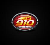910 Auto Sales Logo - Entry #79