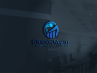 Gordon Wealth Logo - Entry #15