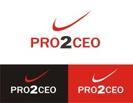 PRO2CEO Personal/Professional Development Company  Logo - Entry #38