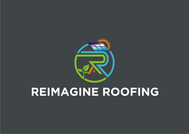 Reimagine Roofing Logo - Entry #45