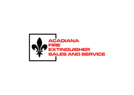 Acadiana Fire Extinguisher Sales and Service Logo - Entry #39