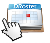DRoster Logo - Entry #56