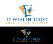 4P Wealth Trust Logo - Entry #359