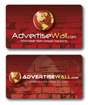 Advertisewall.com Logo - Entry #16