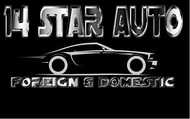 14 Star Auto Logo - Entry #72