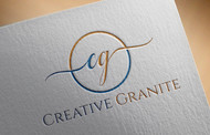 Creative Granite Logo - Entry #287