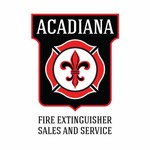 Acadiana Fire Extinguisher Sales and Service Logo - Entry #137