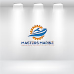 Masters Marine Logo - Entry #269