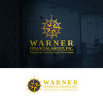 Warner Financial Group, Inc. Logo - Entry #64