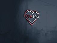 Four love Logo - Entry #99