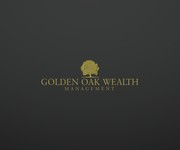 Golden Oak Wealth Management Logo - Entry #13