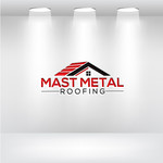 Mast Metal Roofing Logo - Entry #189