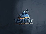 Taste The Season Logo - Entry #89