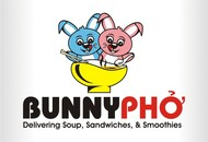 Bunny Pho Logo - Entry #6