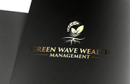 Green Wave Wealth Management Logo - Entry #294