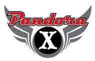 Pandora X Logo - Entry #80
