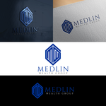 Medlin Wealth Group Logo - Entry #198