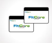 FitCore District Logo - Entry #120