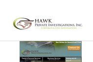 Hawk Private Investigations, Inc. Logo - Entry #99