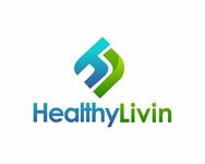 Healthy Livin Logo - Entry #115
