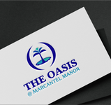 The Oasis @ Marcantel Manor Logo - Entry #38