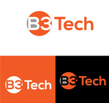 B3 Tech Logo - Entry #46