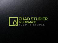 Chad Studier Insurance Logo - Entry #141