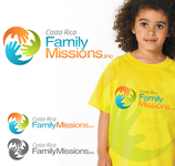 Costa Rica Family Missions, Inc. Logo - Entry #80