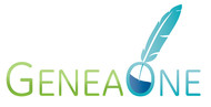 GeneaOne Logo - Entry #116