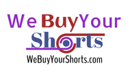 We Buy Your Shorts Logo - Entry #2