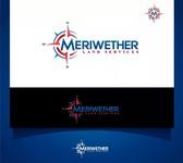 Meriwether Land Services Logo - Entry #75