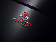 ALLRED WEALTH MANAGEMENT Logo - Entry #612
