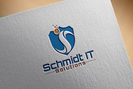 Schmidt IT Solutions Logo - Entry #184