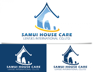 Samui House Care Logo - Entry #96