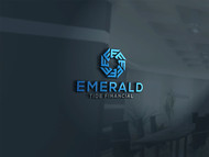 Emerald Tide Financial Logo - Entry #312