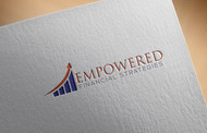 Empowered Financial Strategies Logo - Entry #131
