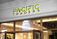 Pacific Traders Logo - Entry #91