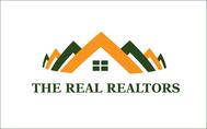 The Real Realtors Logo - Entry #115