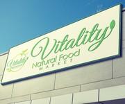 Vitality Logo - Entry #88