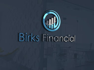 Birks Financial Logo - Entry #122