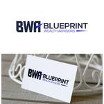 Blueprint Wealth Advisors Logo - Entry #380