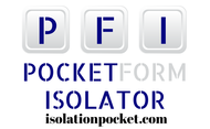Pocket Form Isolator Logo - Entry #96
