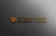 """The Synergy Project"" and place the word ""season three"" underneath in smaller front either as "" season 3"" or ""season three"" Logo - Entry #17"
