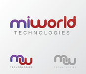 MiWorld Technologies Inc. Logo - Entry #15